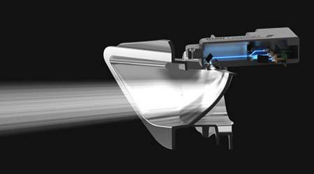 Скоро в серию пойдет БМВ с лазерным светом