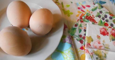 Как украсить пасхальные яйца…