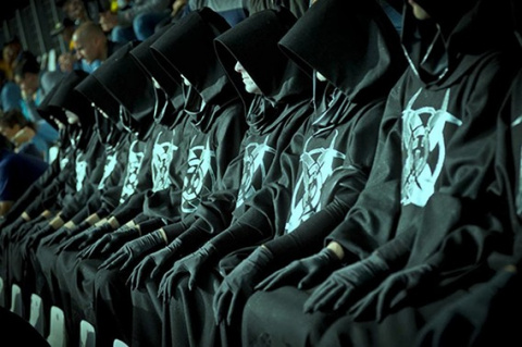 Союз девяти неизвестных