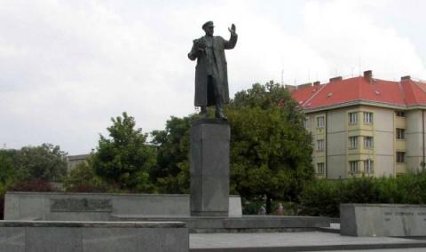 В Праге граждане выступили п…