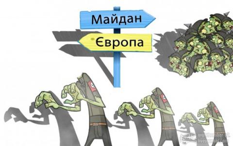 Украинство: живущие без головы.