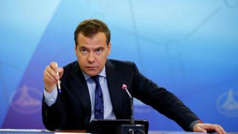 Медведев: США хотят похорони…