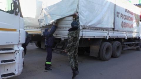 В ДНР прокомментировали слова Порошенко о вооружении в гумконвое МЧС РФ