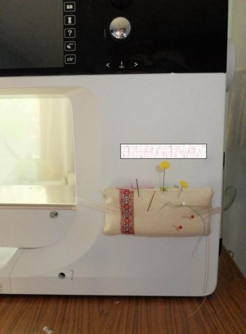 ШЬЕМ, ШЬЁМ, ШЬЁМ...Игольницу для швейной машинки