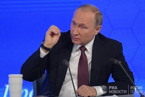 В отличие от Трампа, Путин наиболее страшен своей предсказуемостью