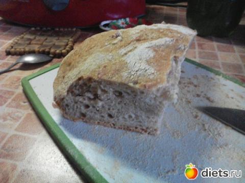 Два простых рецепта хлеба с …