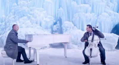 Крутой микс «Зимы» Вивальди …