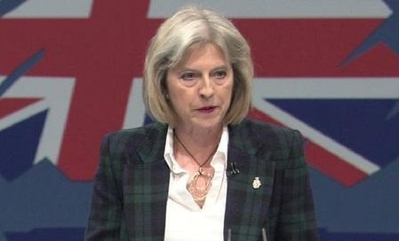 Премьер Британии запретила п…