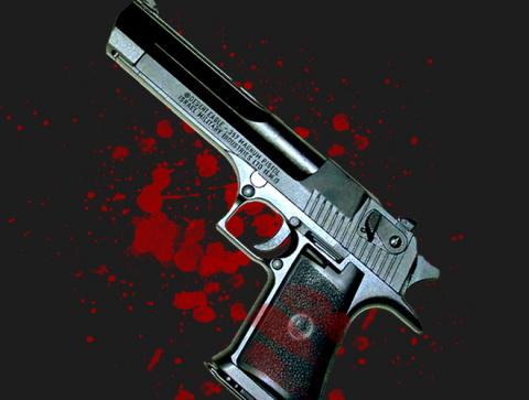 Шок-видео: школьник расстрел…