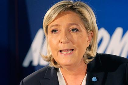 Марин Ле Пен раскритиковала …