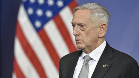 Глава Пентагона прокомментировал инцидент с Су35С и F-22 в Сирии