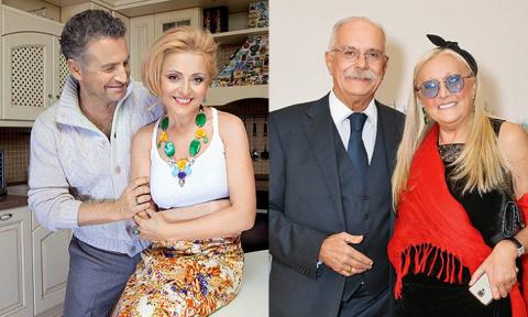 Самые крепкие семьи российского шоу-бизнеса. Вот с кого нужно брать пример