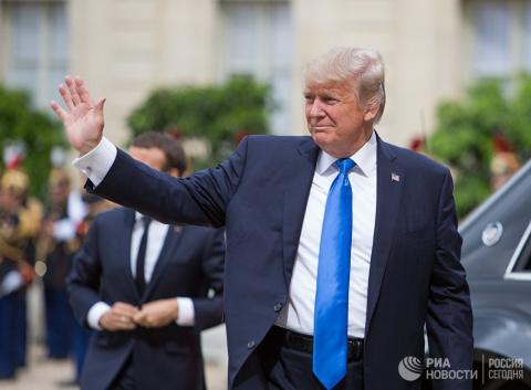 Маневры Трампа в Европе: как Москва и Вашингтон будут делить Берлин