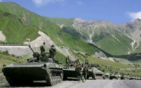 Грузия обвинила Россию в нар…
