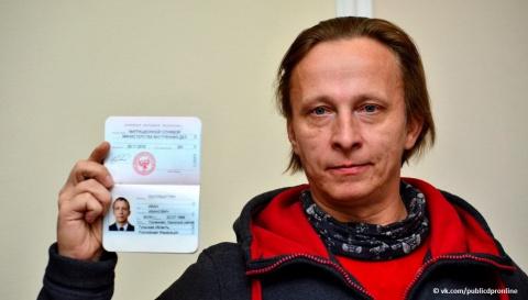 Иван Охлобыстин получил пасп…