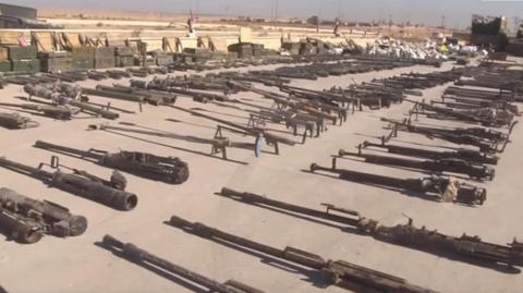 У террористов в Сирии нашли …