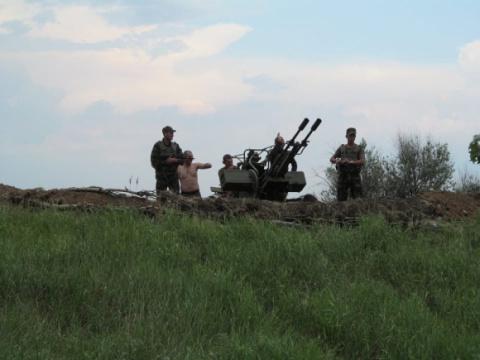 Украинская армия :«Нас здесь…