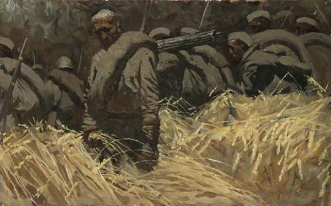 Александр Росляков. НАШИ БОЛЬШЕ НЕ ПРИДУТ