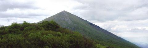 Загадочная гора Ртань в Сербии