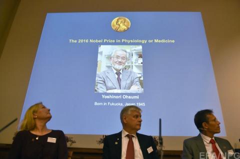 Нобелевская премия 2016 года…