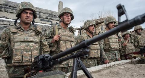 В Нагорном Карабахе идут оже…