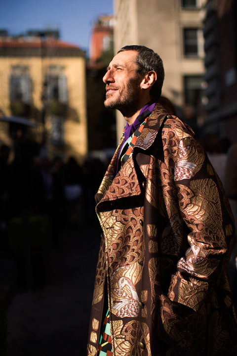 On the Street…Via Brera, Milan