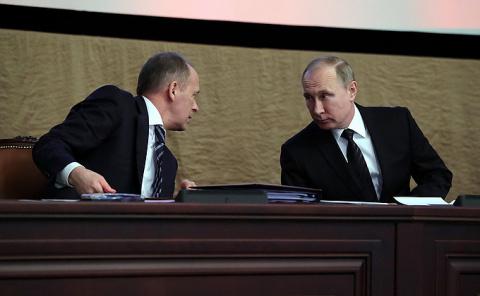 Путин призвал ФСБ заняться у…