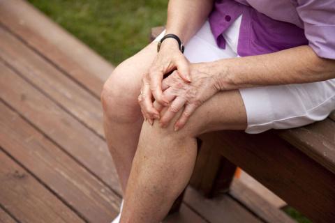 Быстрая помощь при болях в суставах. Народные средства от аллергии - 5 рецептов