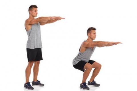Самые важные упражнения для …