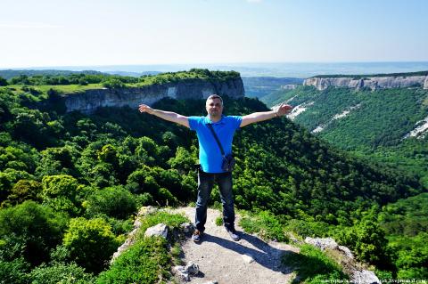 Крымский Мангуп - столица кн…