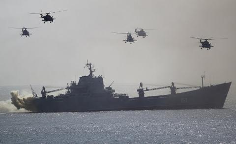 На грани фола: как Украина в Крыму может дать по носу России