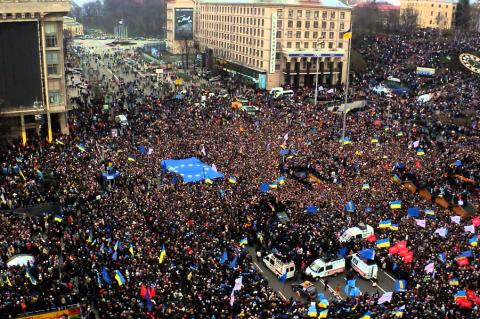 Украина больше не Европа. ЕС…