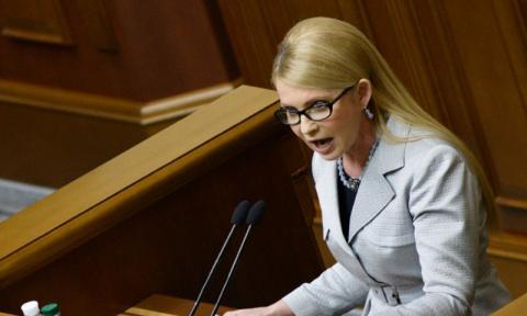Юлия Тимошенко рассказала, ч…