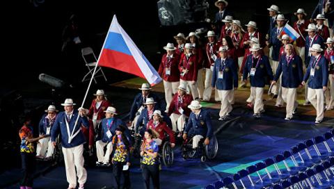Аксенов поддержал проведение альтернативой Паралимпиады в Крыму