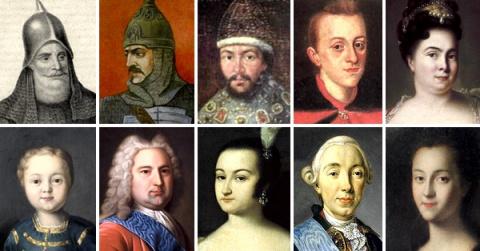 10 нерусских правителей Руси