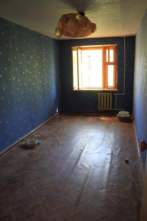 Невероятное преображение комнаты в хрущёвке