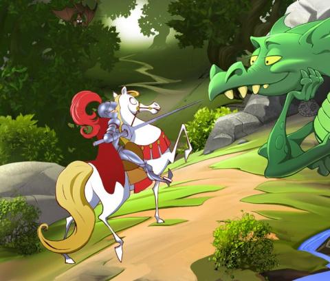 Хроники ехидного дракона.   …