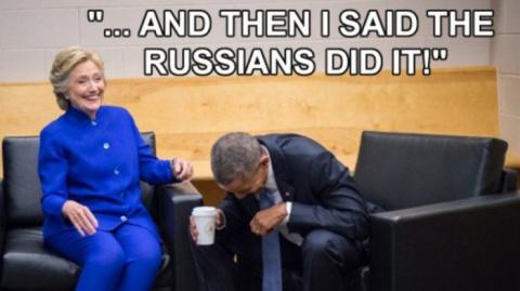 Это сделали русские: ироничн…
