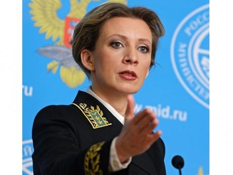 М. Захарова поинтересовалась у ООН куда исчезли русские радиопрограммы