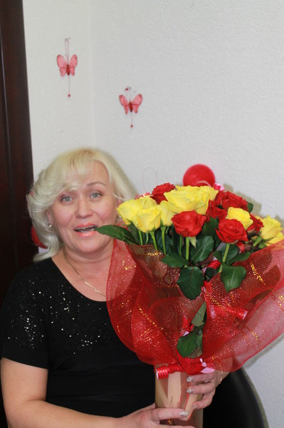 Светлана Мирасова