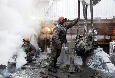 Пошлина на экспорт нефти из …