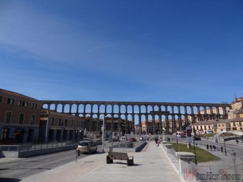 Прогулка по испанской Сеговии