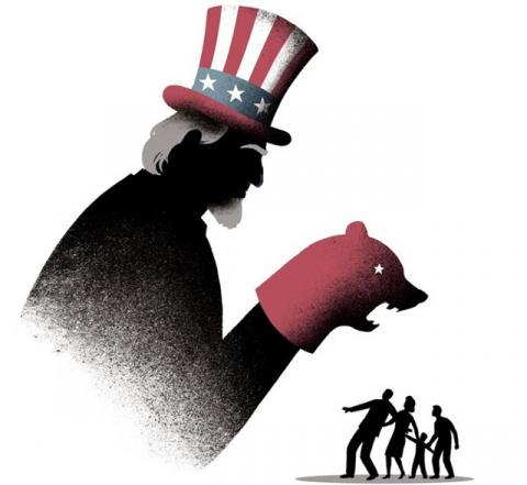 Костин: Вашингтон превращает…