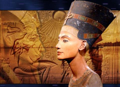 Красота царицы Нефертити миф…