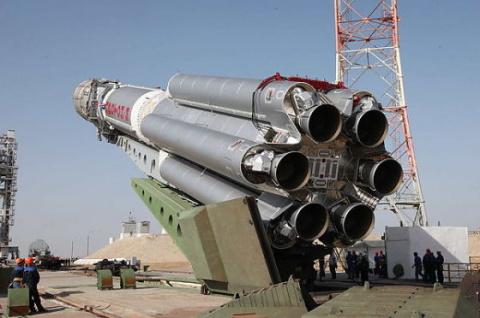 Очередной запуск РН «Протон-М» планируется на 20 октября
