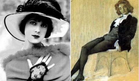 6 самых стильных дам Серебря…