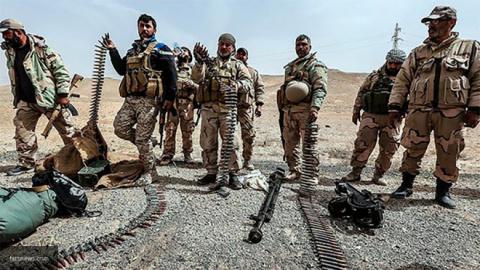 Запрещенная ИГИЛ продолжает громить позиции САА в Хаме в Сирии