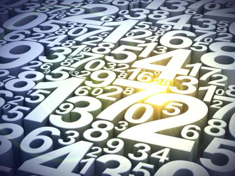 Знания заключённые в числах