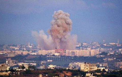 ВВС США превратили в руины к…