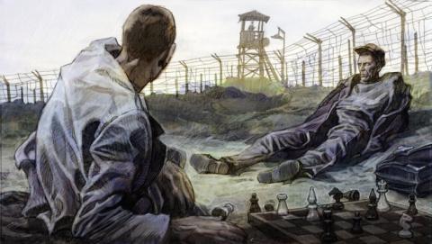 История легендарного побега …